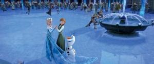 Frozen finale